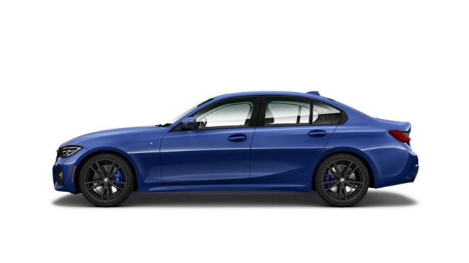 BMW 3-Series 2019 lộ diện trước giờ ra mắt - 1