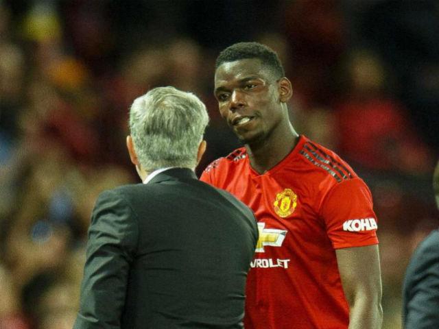 Mourinho hiến kế MU thay Pogba: Cận vệ Ronaldo đấu SAO 2000 tỷ đồng