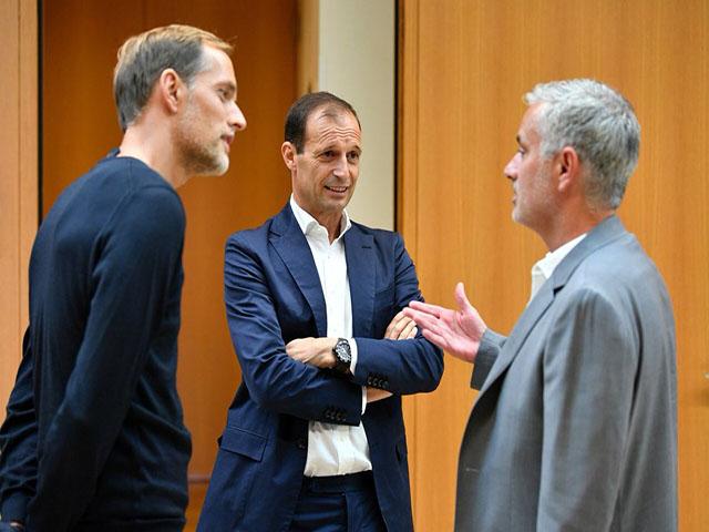 """Châu Âu dễ loạn: 6 """"ông trùm"""" tính thay tướng, Mourinho không lo đơn độc"""