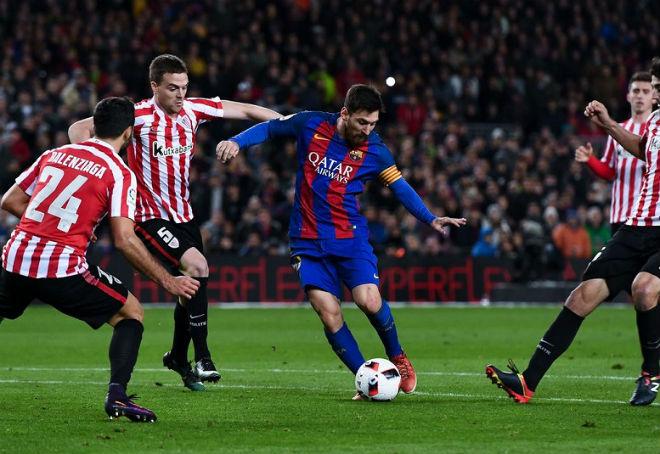 "Barca sa sút ở La Liga: Valverde ""cắp cặp"" học Real - Zidane chinh phục C1? - 1"