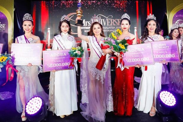 Đêm chung kết Hoa hậu Doanh nhân Hoàn cầu - nơi những giá trị tinh thần được thăng hoa - 1