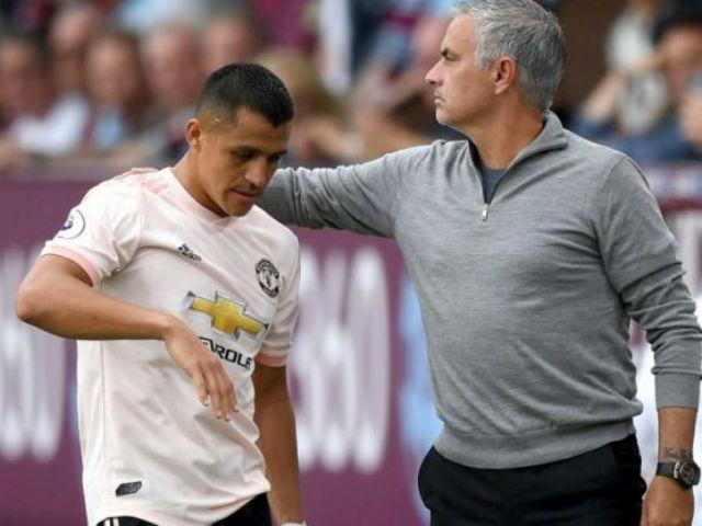 """Mourinho nguy to: Đến lượt Sanchez hối hận muốn chạy khỏi """"tàu đắm"""" MU"""