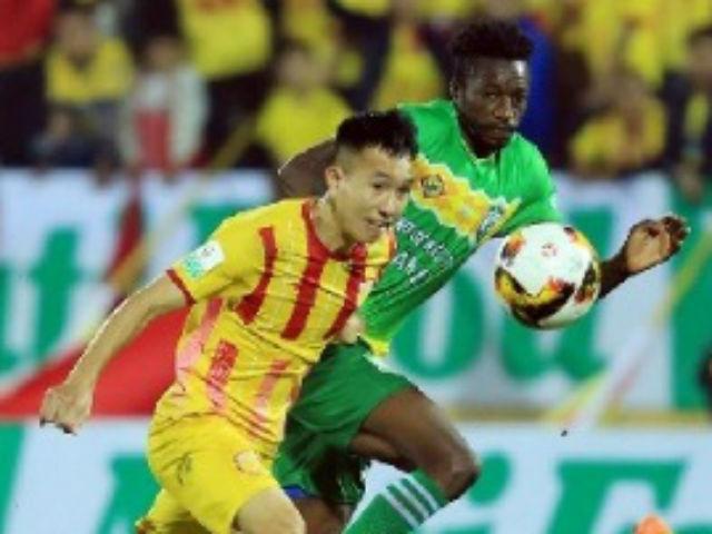 """""""Chung kết ngược"""" V-League: Cần Thơ tự thua Hà Nội chờ đấu Nam Định?"""