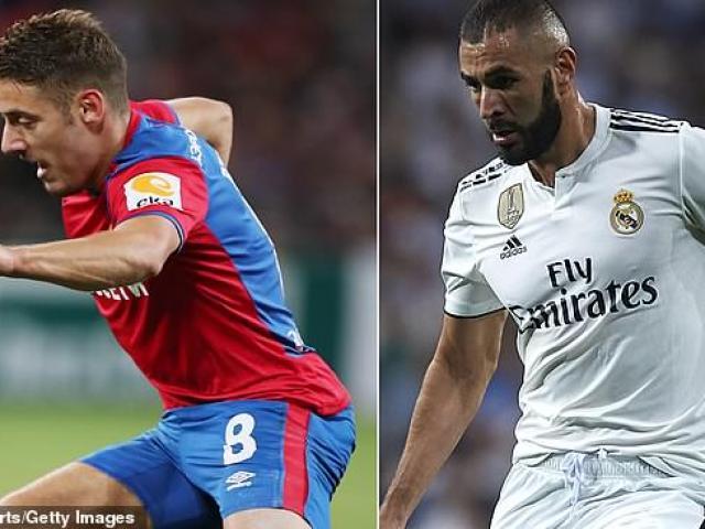 """CSKA Moscow – Real Madrid: Sóng gió chờ """"Nhà Vua"""", gánh nặng Benzema"""
