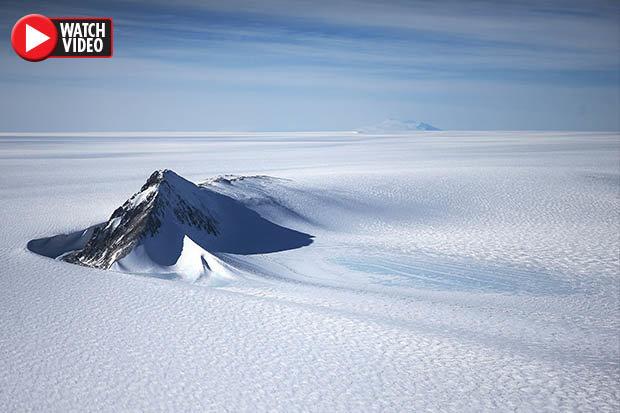 Tín hiệu bí ẩn phóng ra ngoài vũ trụ từ Nam Cực - 1