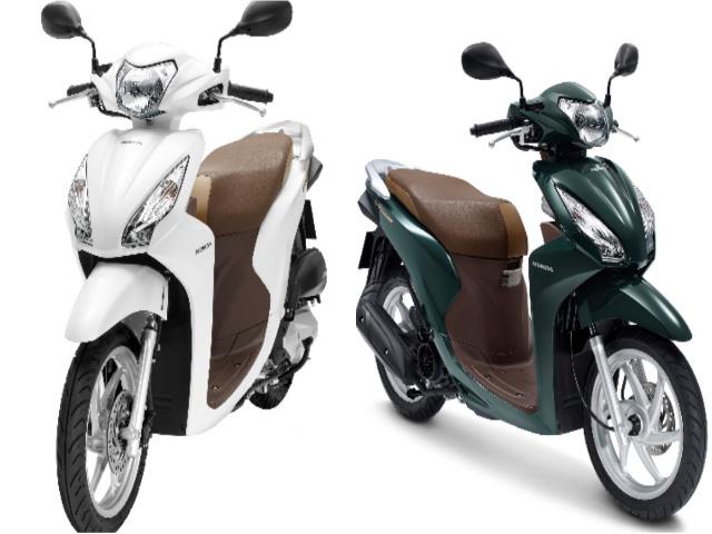 Giá xe máy Honda tháng 10/2018: Ra tân binh, chuẩn bị hốt bạc