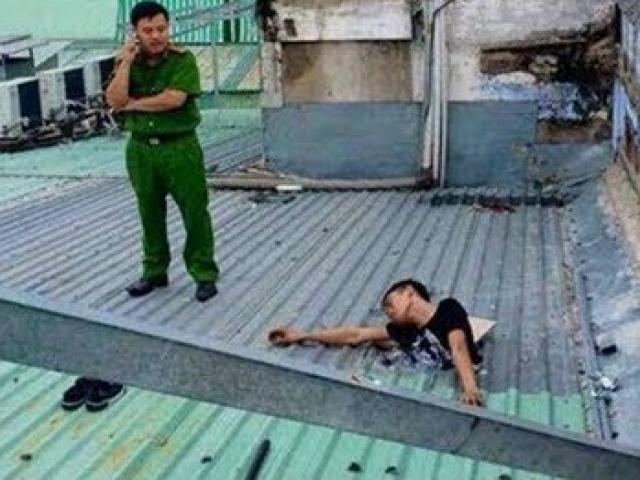 Cơn buồn ngủ ập đến, đối tượng trộm ở Sài Gòn đánh giấc tới sáng