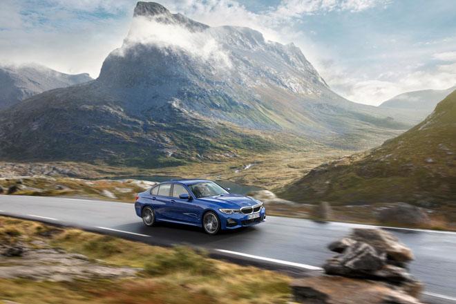BMW chính thức ra mắt 3-Series 2019 hoàn toàn mới - 1