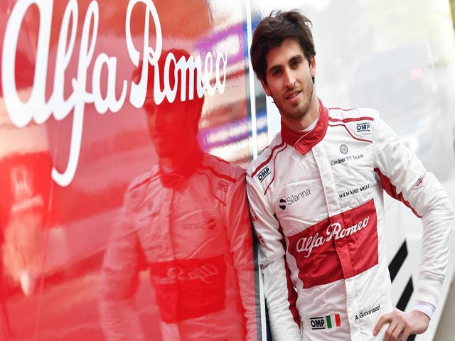 Đua xe F1 người Ý trở lại: Mảnh ghép thứ 7 đã hoàn thành