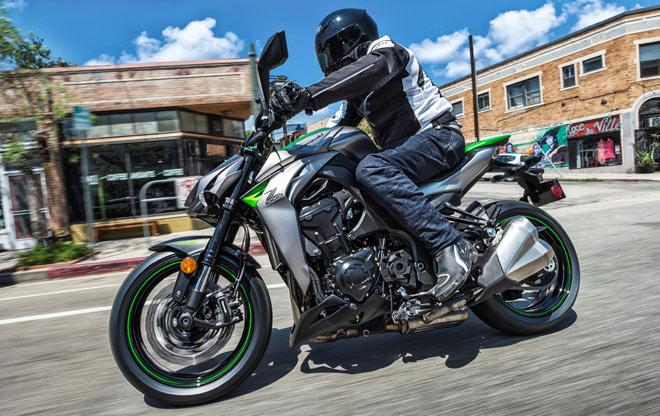 Kawasaki tăng giá nhiều mẫu xe ở thị trường Việt Nam kể từ tháng 10 - 1