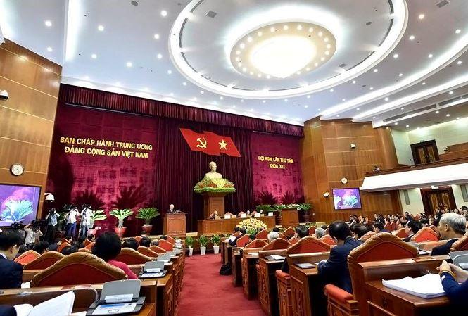 Trung ương xem xét, giới thiệu nhân sự để Quốc hội bầu Chủ tịch nước - 1
