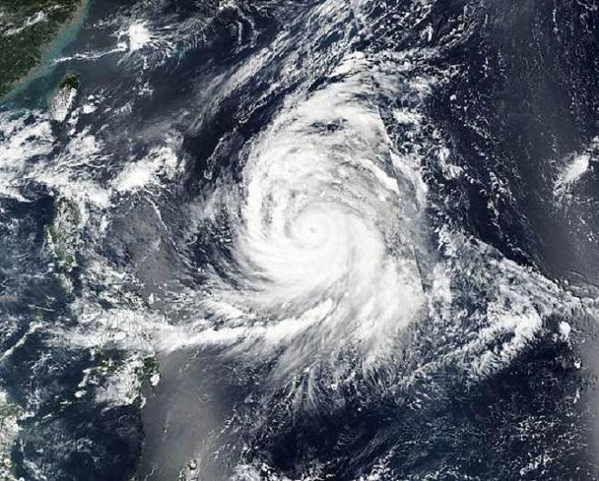 Thêm siêu bão sức gió 240 km/giờ hướng về Nhật Bản, Đài Loan - 1