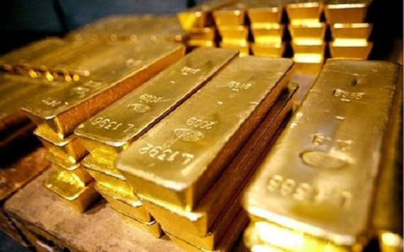 Giá vàng hôm nay 3/10: Tiền đổ vào ồ ạt, vàng bật tăng mạnh - 1