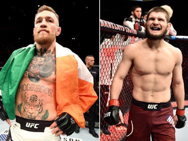 Lịch thi đấu võ thuật MMA - UFC - Boxing tháng 10: Tâm điểm McGregor đấu Khabib