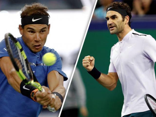 "Nadal hay tiểu xảo ""câu giờ"" giao bóng: Federer nói lời bất ngờ"