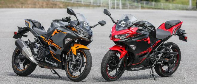 2019 Kawasaki Ninja 250 giá 130 triệu đồng, hút dân tập chơi - 1