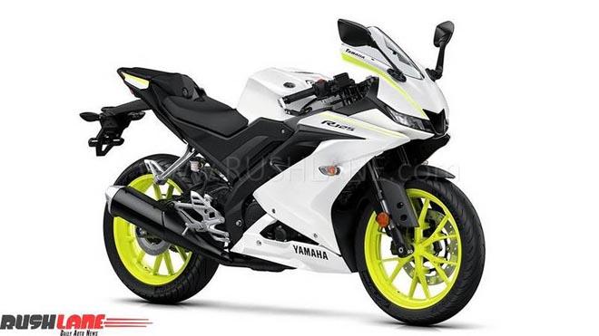 2019 Yamaha R125 sắp ra mắt toàn cầu, nhiều cải tiến lớn - 1