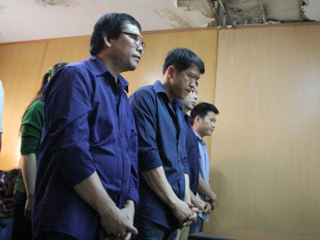 """Logo """"xe vua"""": Cựu CSGT đối mặt mức án hơn 5 năm tù"""