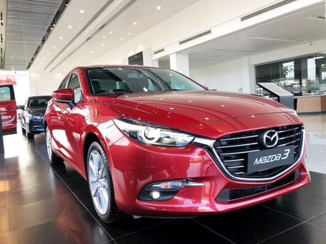 Giá xe Mazda 3 cập nhật tháng 10/2018: Phiên bản Mazda 3 1.5L ổn định ở mức 659 triệu đồng - 1