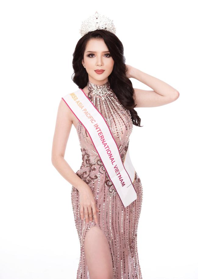Huỳnh Thúy Vi được kì vọng sẽ làm nên chuyện tại Miss Asia Pacific International - 1