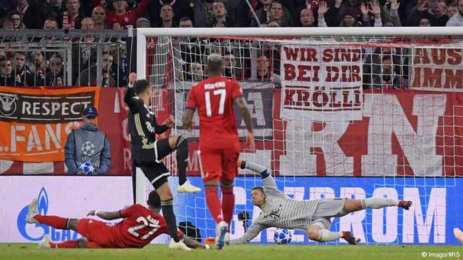 Bayern Munich - Ajax: Ăn miếng trả miếng bốc lửa - 1