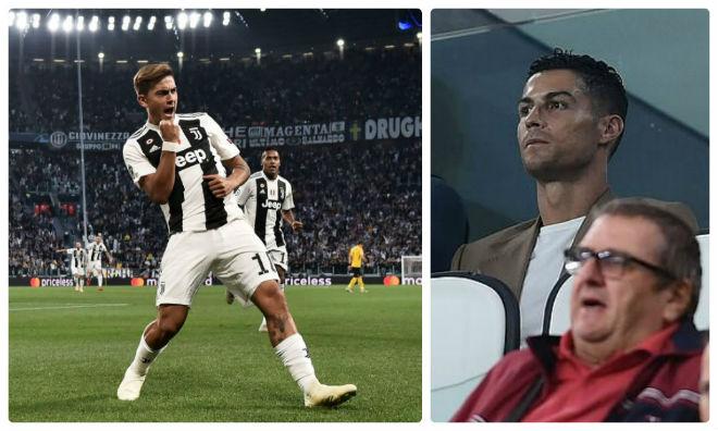 """Lập hat-trick cúp C1, """"tiểu Messi"""" tuyên chiến Ronaldo làm số 1 Juventus - 1"""