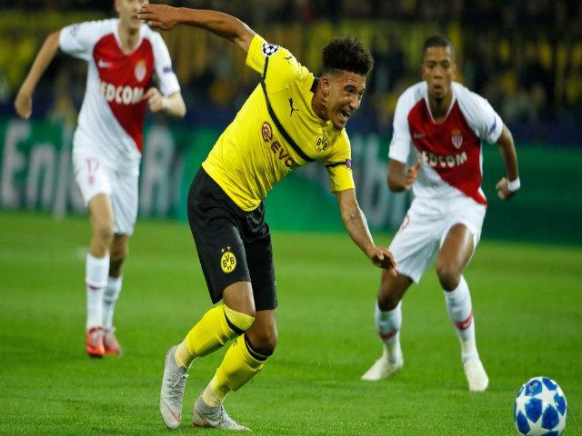 Dortmund - Monaco: Hiệp 2 bùng nổ 3 bàn mãn nhãn