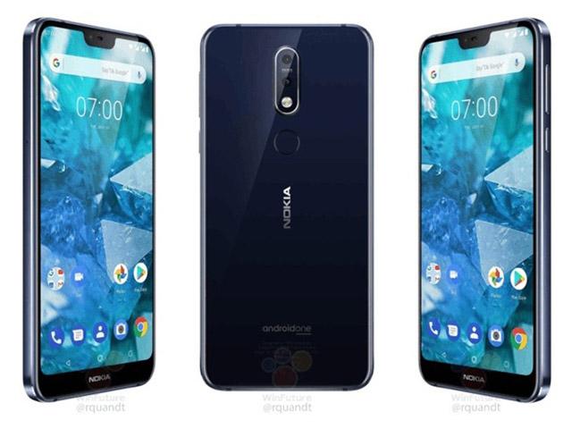 Nokia 7.1 màn hình tai thỏ đẹp, giá chưa đến 10 triệu đồng