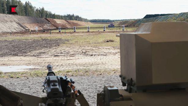 Xem robot sát thủ của Nga chọn kẻ xấu để khai hỏa tiêu diệt - 1