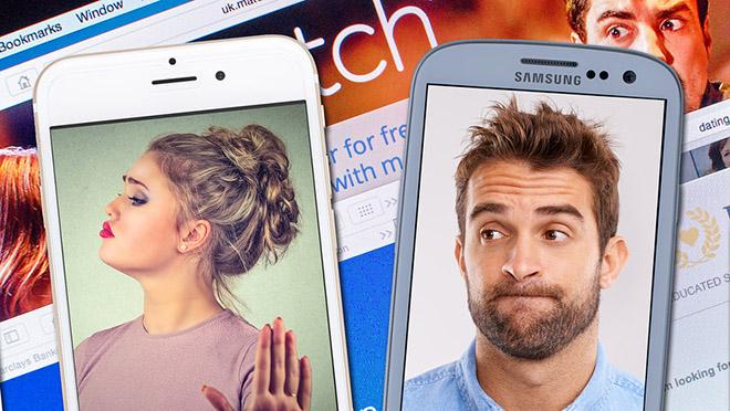 Người dùng iPhone độc thân không muốn hẹn hò với ai đó dùng Android - 1
