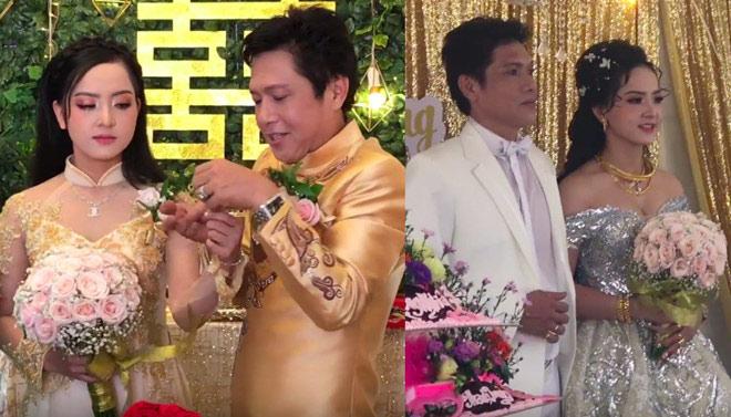 24h HOT: Nghệ sĩ Trọng Nghĩa cưới vợ trẻ ở tuổi 52, nhờ sao Việt bê tráp - 1