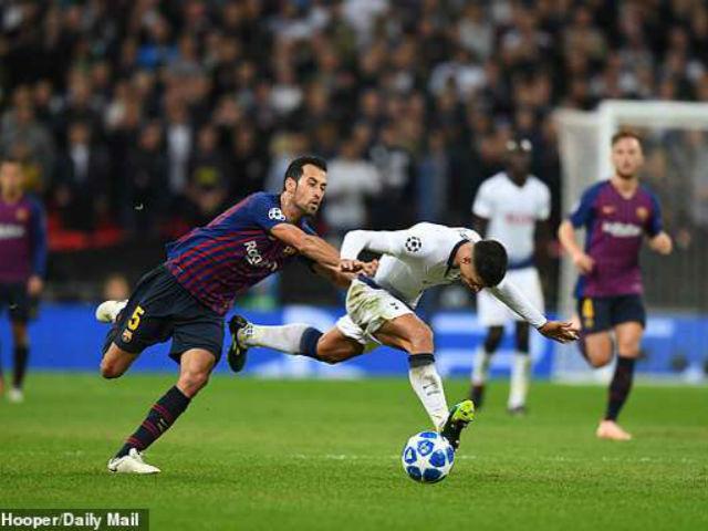 Kết quả bóng đá Tottenham - Barcelona: Siêu hấp dẫn màn rượt đuổi 6 bàn