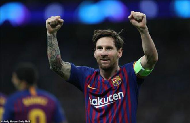 "Barca ""đánh sập"" Wembley: SAO Tottenham ""cạn lời"" khen Messi siêu phàm - 1"