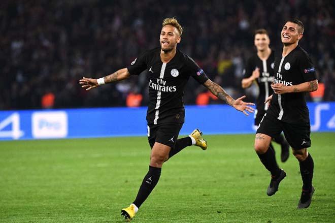 """Ngỡ ngàng """"siêu bom tấn"""": Báo Pháp rộ tin PSG bán Neymar mua Ronaldo - 1"""