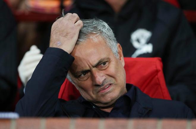 """MU ra tối hậu thư cho Mourinho: Cuối tuần không thắng là """"bay ghế"""" - 1"""