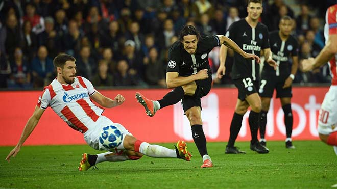 "PSG - Crvena Zvezda: Neymar hat-trick đãi tiệc ""7 sao"" - 1"