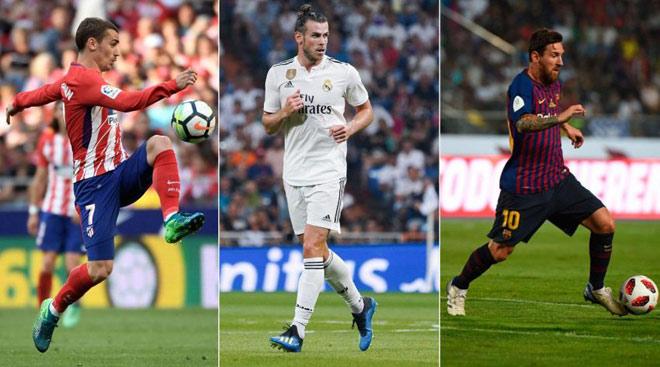 La Liga khốc liệt đầu mùa: Barca và Real nguy cơ hết thời thống trị - 1