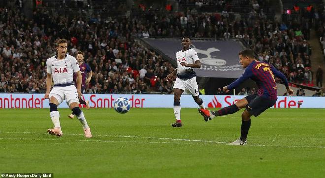Messi che mờ Kane kéo sập Wembley: Tưng bừng mốc 300 bàn thắng - 1