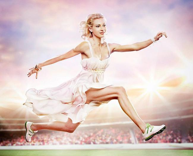 Ngay từ nhỏ cô đã rất hiếu động, thích chạy nhảy và được các nhà chuyên môn phát hiện tài năng khi còn là cô bé tiểu học.