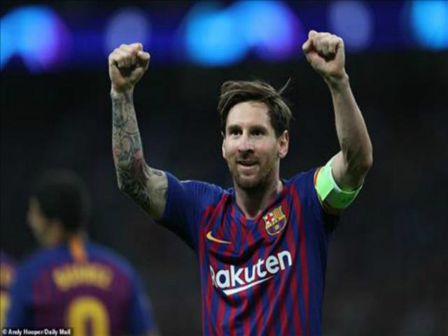 "Barca ""đánh sập"" Wembley: SAO Tottenham ""cạn lời"" khen Messi siêu phàm"