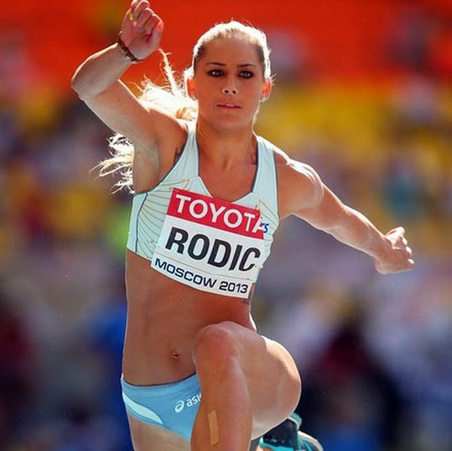 Snezana Rodic là một cựu VĐV điền kinh người Slovenia.