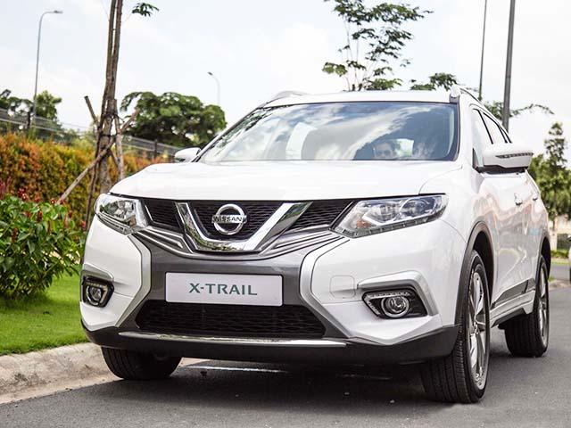 Giá xe Nissan X-Trail V-Series cập nhật tháng 10/2018: Nhiều nâng cấp vượt trội