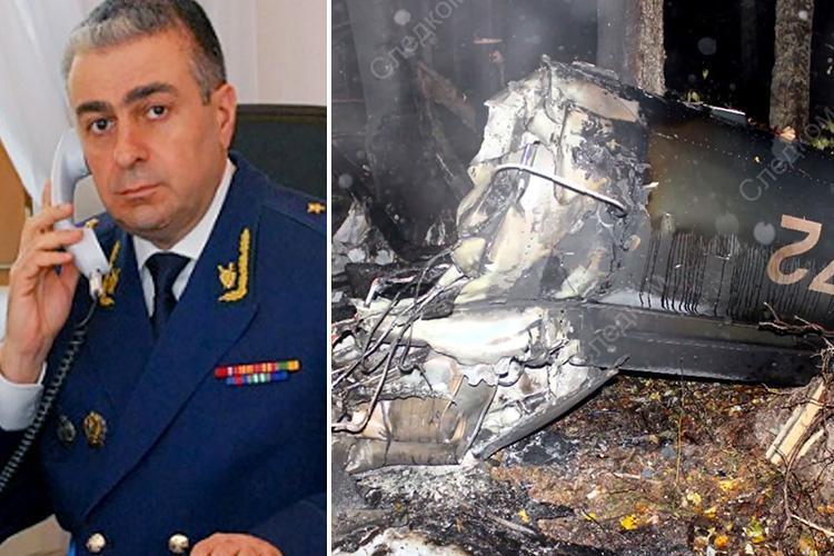 Quan chức hàng đầu của ông Putin chết bí ẩn trong vụ tai nạn trực thăng - 1