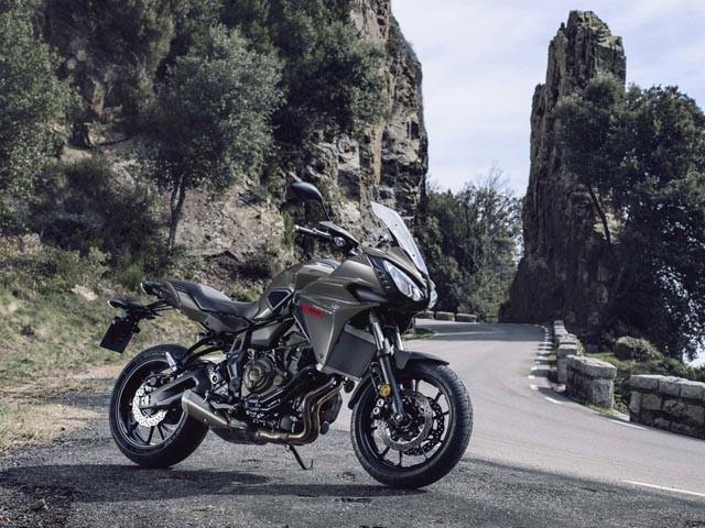 Yamaha Tracer 700 GT bản nâng cấp, giá trên 230 triệu đồng
