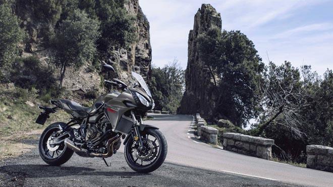 Yamaha Tracer 700 GT bản nâng cấp, giá trên 230 triệu đồng - 1