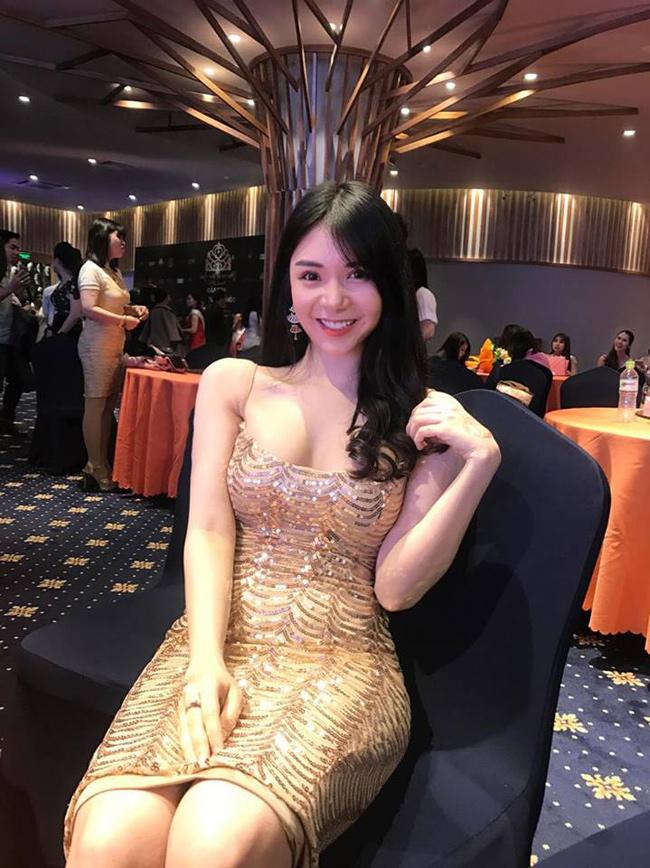 """Tuy không còn yêu nhưng Thanh Bi vẫn thường được nhắc đến với biệt danh """"tình cũ Quang Lê""""."""