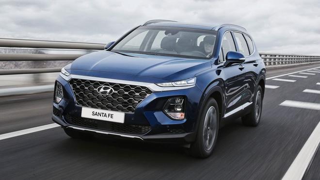 Hyundai SantaFe 2019 lộ thông số kỹ thuật, sắp ra mắt Việt Nam - 1