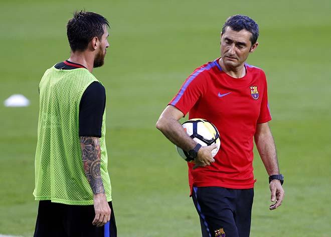 """""""Ông trùm"""" Messi lũng đoạn Barca: """"Phản thầy"""" dọn chỗ đón Guardiola quay về - 1"""