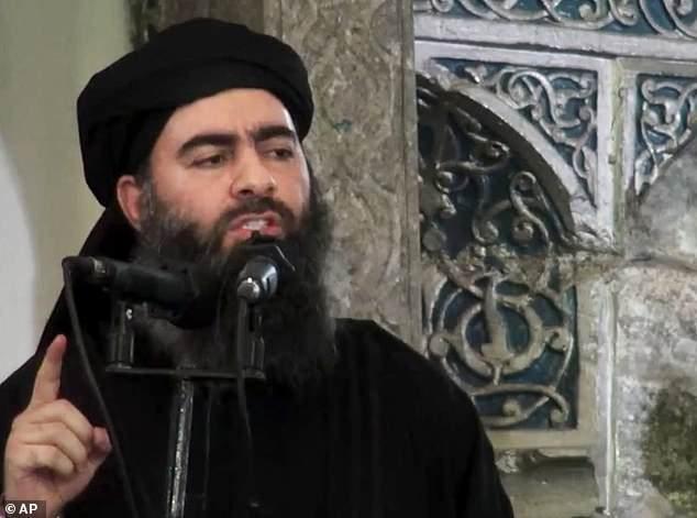 Iran nã tên lửa đạn đạo dữ dội vào chỗ thủ lĩnh tối cao IS - 1