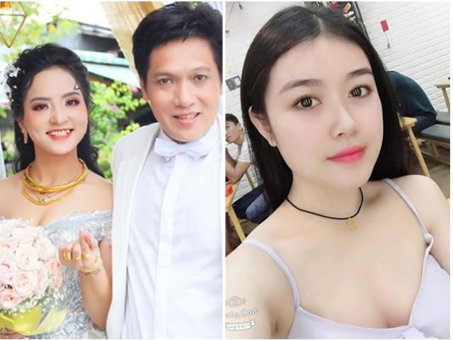 7 cô vợ trẻ đẹp tài năng kém hàng chục tuổi của sao nam Việt
